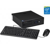 MiniPc HP Elitedesk 600G1 USDT - CORE I7 4785T à 3.2Ghz - 8Go - 500Go SSHD - Windows 10 64bits