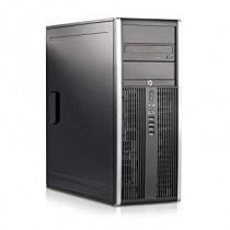 HP PRO ELITE 8300 TOUR - Intel Core I7 3770 à 3.4Ghz  - 8Go - 128Go SSD + 320Go - QUADRO  - DVD+/-RW  - Win 10 64bits