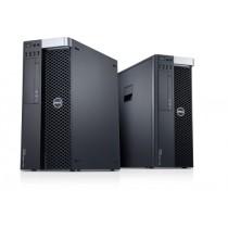 DELL Precision T3610 - XEON QUAD CORE E5-1607v2 à 3Ghz - 16Go -128Go SSD + 500Go -  QUADRO K2000 - Windows 10 64Bits
