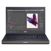 "Station graphique DELL M4700 - Core I7 3740QM - 16Go - 500Go SSHD - 15.6"" FULL HD + WEBCAM  + QUADRO + Win 10 64bits - GRADE B"