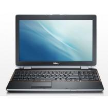 """DELL LATITUDE E6520 Core I5 à 2.5Ghz - 4096Mo - 250Go - DVD+/-RW - 15.6"""" HD avec Pavé numérique  - Windows 10 64bits"""