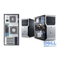 DELL Precision T1600 - Intel XEON E3-1245 à 3.3Ghz  8192Mo - 2x250Go - DVDRW -  QUADRO 1Go - Windows 10 64bits