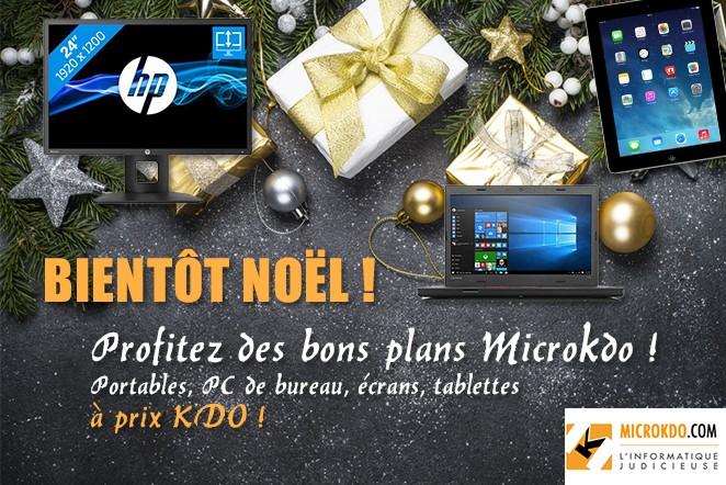 Bandeau Noël Microkdo