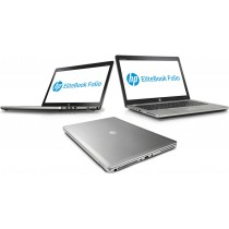 "Ultrabook 1.6Kg - HP Folio 9470M - Core I5 3427U - 8Go - 128Go SSD - 14"" + Webcam - Windows 10 64Bits - GRADE B"