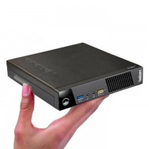 MiniPC - LENOVO Thinkcentre M73 USFF Tiny - CORE I3-4130 à 3.4Ghz - 8Go / 500Go SSHD -WIFI - WIN 10 Home