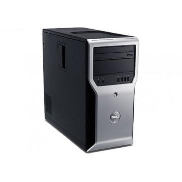 Station DELL Precision T1500 - Intel CORE I5 à 3.3Ghz 8Go - 240Go SSD - DVDRW -NVIDIA QUADRO - Windows 10 64bits