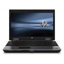 "HP Elitebook 8540P -CORE I5 520M 2.4Ghz - 4Go - 250Go - 15.4"" HD - FIREWIRE - DVDRW - Windows 10 PRO 64Bits"