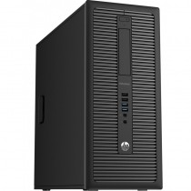 HP Elitedesk 800G2 TOUR - CORE I5 6500 à 3.2Ghz - 8Go - 512Go SSD - DVDRW - Win 10 64bits
