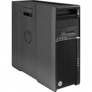 Station Graphique HP Z640 - Hexa-Core Xeon E5-2620V3 à 3.2Ghz -8Go - 240Go SSD + 500Go - QUADRO 4Go - Win 10 64Bits