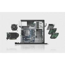 Station Graphique HP Z220 - Core I7 QUAD -3770 à 3.4Ghz - 16Go - 240Go SSD + 500Go - DVDRW - Win 10 64bits