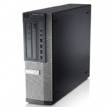 DELL Optiplex 7010 - INTEL CORE I5 QUAD - 3470 à 3.2Ghz - 8Go / 525Go SSD + 250Go - Windows 10 installé
