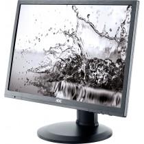 "Ecran 24"" LED AOC E2460PDA - DVI + VGA + Haut-parleurs - FULL HD 1920-1080 - 5ms - GRADE B"