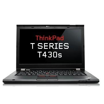 "LENOVO Thinkpad T430s Core I5 à 2.6Ghz - 4Go - 128Go SSD - 14"" 1600*900 + WEBCAM , WiFi, BT - Win 10 64bits - GRADE B"