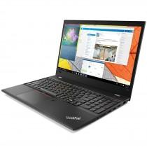 "LENOVO Thinkpad T560 Core I7-6600U- 16Go - 256Go SSD - 15.6"" Full HD + pav num - Wifi + BT - Win 10 64bits"