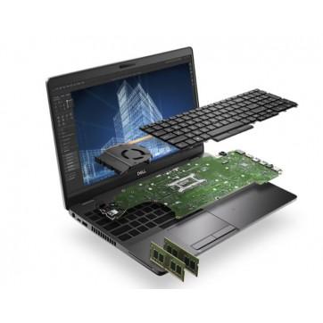 """Station graphique DELL 3540 QUAD CORE I5-8365U 4.1Ghz -16Go-256Go SSD - 15.6"""" FHD + ATI WX2100 + Win 10 - Gtie 19 mois"""