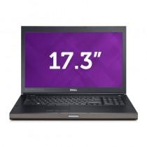 """Station DELL M6700 - Core I7 3740QM - 8Go - 128Go SSD + 320Go + 500Go - 17.3""""HD+ 1600*900 + WEBCAM + K1000M + Win 10 PRO"""