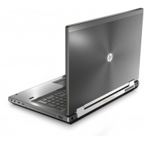 "Station Graphique mobile HP 8570W - Core I7 à 2.9Ghz - 8Go - 750Go - 15.6""FHD + QUADRO - Win 10 64bits - GRADE B"