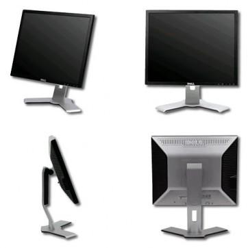 "Ecran TFT LCD 19"" 4/3 1908FP DELL ultrasharp-Pivot - Hub USB"