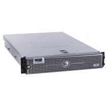 DELL POWEREDGE 2950 RACK  2U - BI- QUAD CORE XEON X5355 à 2.66Ghz - 16Go - 2*73Go SAS 10K - DVD+/-RW