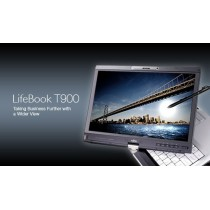 "Fujitsu TABLET PC lifebook T900 - Core I5 à 2.4Ghz - 4Go - 128Go SSD - 13"" WXGA tactile - Windows 10 installé - GRADE B"