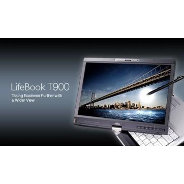 """Fujitsu TABLET PC lifebook T900 - Core I5 à 2.4Ghz - 4Go - 128Go SSD - 13"""" WXGA tactile - Windows 10 installé - GRADE B"""
