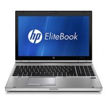 "HP Elitebook 8560P -CORE I5 2520M à 2.5Ghz - 8Go - 500Go - 15.6"" HD avec WEBCAM- USB 3.0 - DVD+/-RW - Win 10 - GRADE B"