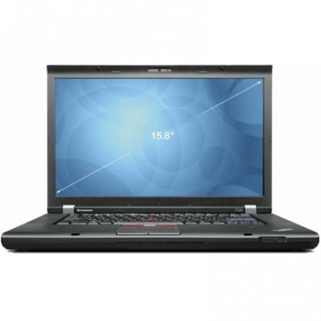 "LENOVO Thinkpad T510 Core I5 à 2.4Ghz - 4Go - 320Go - 15.6"" WEBCAM - WiFi, Bleutooth - Windows 10 64bits - GRADE B"