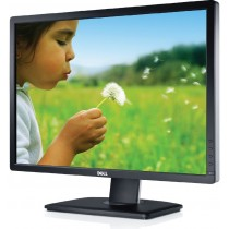 "Ecran 24"" LED WIDE U2412MB DELL - DVI + VGA + DP, Hub USB - - FULL HD"
