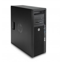 Station Graphique HP Workstation Z220 - Core I7 QUAD -3770 à 3.4Ghz - 16Go - 128 SSD + 500Go 10K - QUADRO 2000 - Win 10 64bits