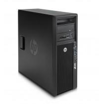 Station Graphique HP Workstation Z220 - Core I7 QUAD -3770 à 3.4Ghz - 16Go - 500Go 10K - QUADRO 2000 - Win 10 64bits