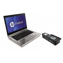 "HP Elitebook 8470P -CORE I5 3210 à 2.5Ghz - 8Go - 180Go SSD - 14"" HD + WEBCAM - USB 3.0 - DVD+/-RW - Win 10 64bits"