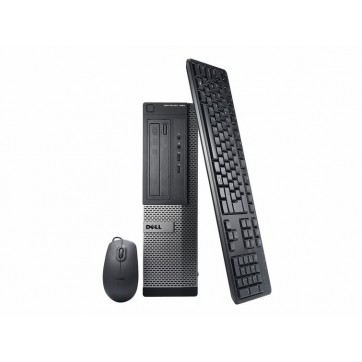 DELL Optiplex 390 SFF - INTEL CORE I3 2120 à 3.3Ghz - 4Go / 250Go - DVDRW - HDMI - Windows 10 64Bits