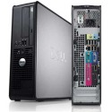DELL Optiplex 780 - Intel Dual core E5700 à 3Ghz - 3Go / 250Go - DVD+/-RW - Licence Vista PRO
