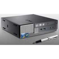 DELL Optiplex 7010 USFF - CORE I3 2120 à 3.3Ghz - 4Go / 128Go SSD - DVD+/-RW - Windows 10 64bits