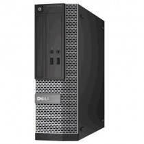 DELL Optiplex 3020 SFF - CORE I3-4130 à 3.4Ghz - 8Go / 240Go SSD - DVD+/-RW - Windows 10 Home 64Bits