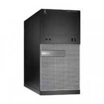 DELL TOUR GAMER Optiplex 9020 MT - CORE I7-4770 QUAD CORE à 3.9Ghz - 8Go / 256Go + 2To - Windows 10 64Bits