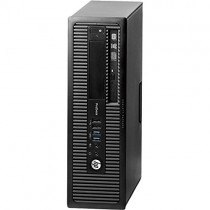 HP PRODESK 600-G1 SFF - CORE I3 4130 à 3.4Ghz - 8Go - 500Go - DVD+/-RW - Windows 10 64bits