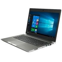 "Ultrabook 1.2Kg TOSHIBA PORTEGE Z30 - Core I5-4210U 2.7Ghz - 8Go - 128Go SSD -13.3"" HD - Win 10 64bits - GRADE B"