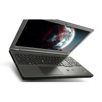 "station LENOVO W541 - I7 4810MQ - 16Go - 512Go SSD - 15.6"" FHD - quadro K2100M - Webcam - Win 10 64bits - GRADE B"