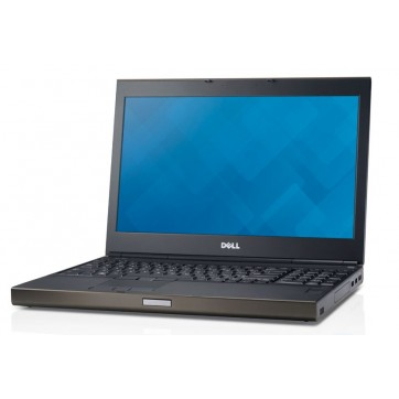 "Station DELL M4800 - I7-4910QM à 2.8Ghz - 16Go - 256Go SSD - 15.6"" FULL HD + WEBCAM + QUADRO 2Go + Windows 10 - GRADE B"