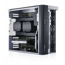 DELL Precision T7610 - BI-XEON OCTO-CORE E5-2650v2 à 2.6Ghz - 128Go-512GoSSD + 2To- QUADRO K6000 12Go - Win 10 PRO