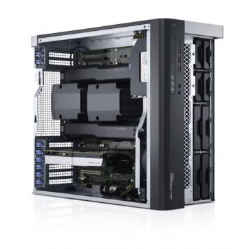 DELL Precision T7610 - BI-XEON OCTO-CORE E5-2650v2 à 2.6Ghz - 128Go-512GoSSD + 2To- QUADRO K6000 12Go - Win 10 PRO