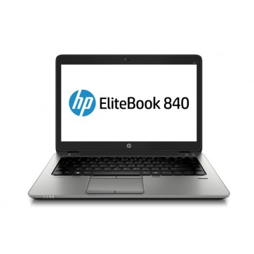"Ultrabook 1.6Kg - HP Elitebook 840g1 - Core I5 4300U- 8Go - 240Go SSD - 14"" + Webcam - Windows 10 64Bits"