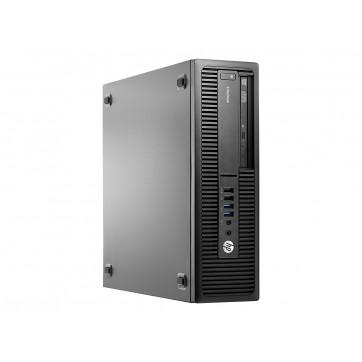 HP Elitedesk 800G2 SFF - CORE I5 6500 à 3.2Ghz - 8Go - 1000Go - DVD - Win 10 64bits - GTIE 12 mois HP
