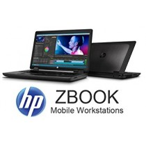 "Station HP ZBOOK 17 - I7-4800QM à 2.7Ghz - 16Go - 750Go - 17.3"" FULL HD + WEBCAM + QUADRO + Win10 64bits"