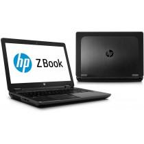 "Station HP ZBOOK 15 - I7-4900MQ à 2.8Ghz - 16Go - 256Go SSD- 15.6"" FULL HD + WEBCAM + QUADRO + Win10 64bits"