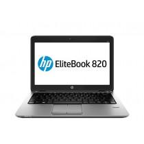 """Ultrabook HP elitebook 820g1 Core I5 4310U à 3 Ghz - 8Go - 256Go SSD - 12.5"""" HD - WEBCAM - Win 10 64bits"""