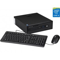 MiniPc HP Elitedesk 600G1 USDT - CORE I7 4785T à 3.2Ghz - 8Go - 500Go SSHD - Windows 10 64bits