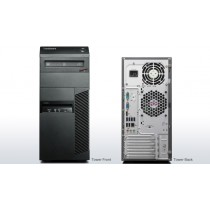Tour LENOVO Thinkcentre M81 - dual core G630 à 2.7Ghz - 4Go / 250Go DVD+/-RW - Win 10 installé