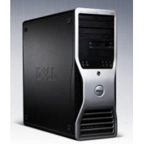 DELL Precision T3500 - QUAD CORE XEON W3530 2.8Ghz - 8192Mo DDR3 - 320Go - QUADRO - Windows 10 64bits installé